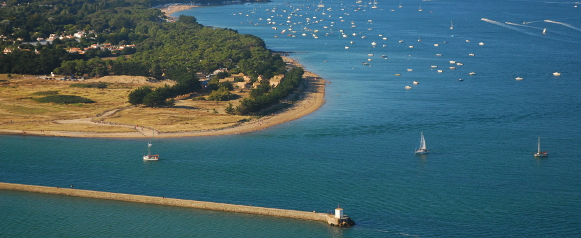 Digue de Noirmoutier